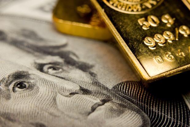 Crédit : marché de l'or par Shutterstock