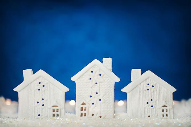 Crédit : immobilier par Shutterstock