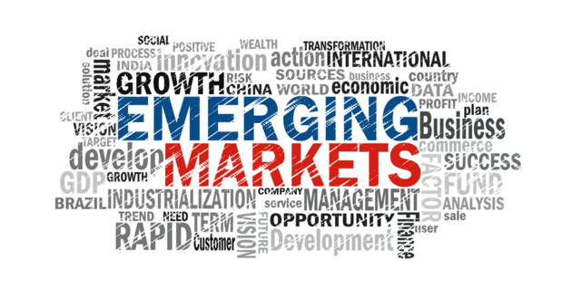 Crédit : pays émergents par Shutterstock