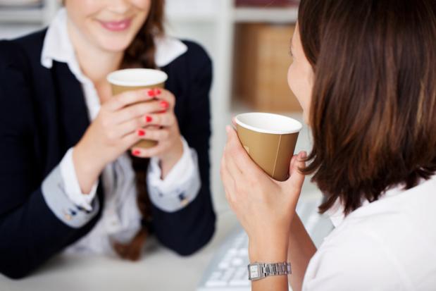 Crédit : pause café par Shutterstock