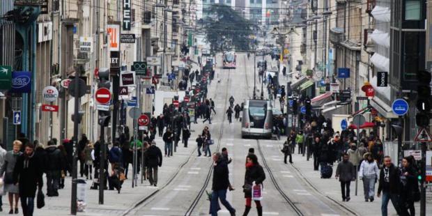 32 % des Français estiment que leur centre-ville est en déclin
