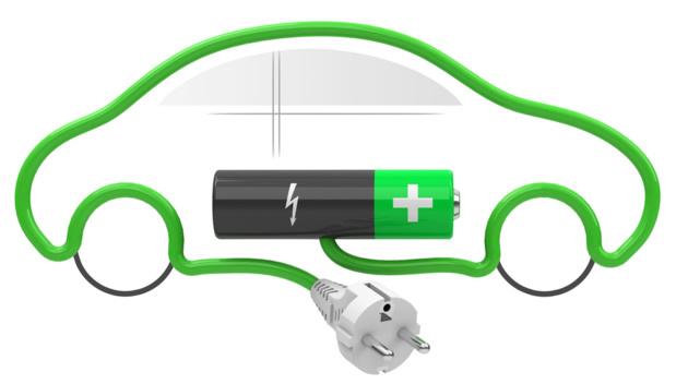 Véhicules d'entreprise : l'électricité a le vent en poupe