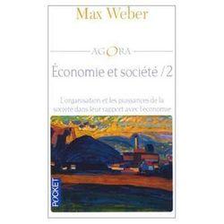 Max Weber, Economie et société, 1921