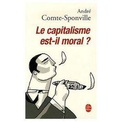 André Comte- Sponville, Le capitalisme est-il moral ?, 2004