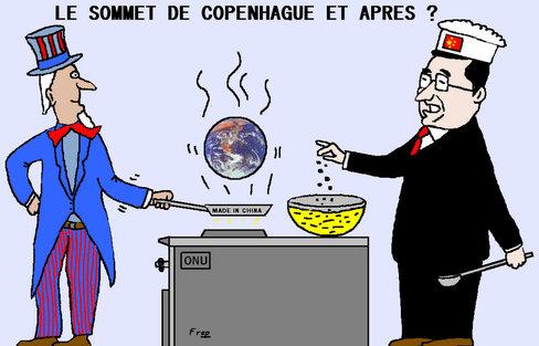 Copenhague : échec des négociations