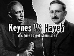 Le rap de Keynes et Hayek : une battle d'économistes