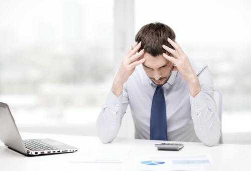 Le stress, un poison pour les services financiers