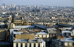 Immobilier : les prix en hausse de 10 % à Paris
