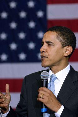 """Obama : """"Les temps sont durs"""""""