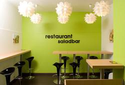 Avec Green Saladbar, la restauration se met au vert