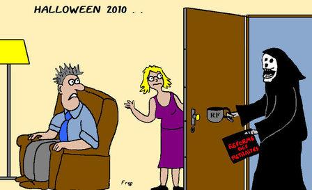 Halloween  2010...