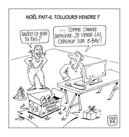 Les Français ont dépensé 605 euros pour Noël