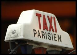 Hausse de 2,1 % des tarifs des taxis