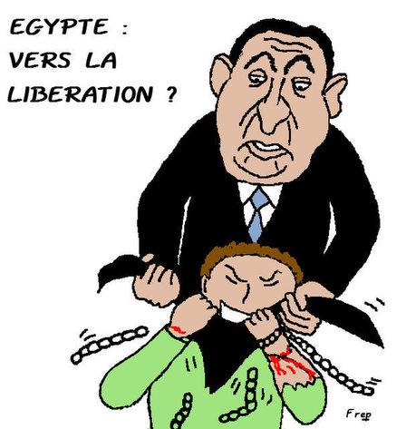 Egypte :  vers  la  libération  ?