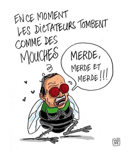 L'Algérie, prochaine sur la liste ?