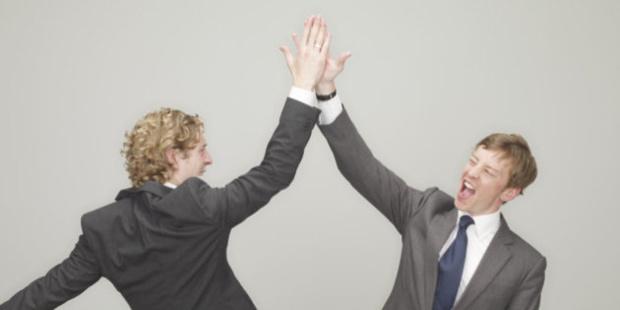 43 % des subordonnés prêts à se lier d'amitié avec leur chef