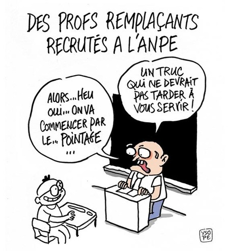 Quand l'éducation nationale favorise l'insertion professionnelle...