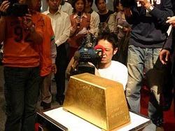 L'once d'or dépasse les 1500 dollars