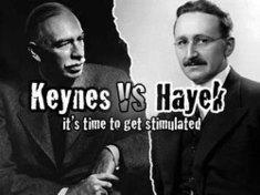 Keynes vs Hayek : round 2