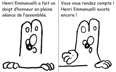Henri Emmanuelli : un point d'honneur à ce qu'on ne l'oublie pas