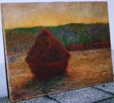 """L'incroyable histoire de """"La meule"""", de Claude Monet"""