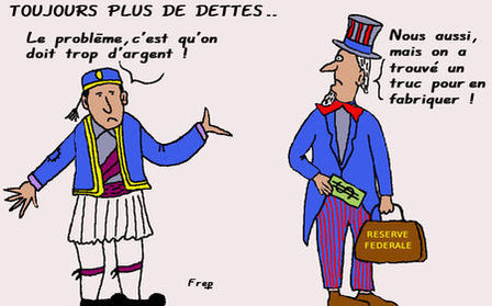 Dette : dialogue de sourds...