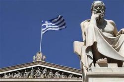 La Grèce envisage une décote de 50 % de sa dette