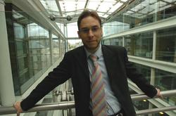 Patrice Nordey, p-dg Asie de L'Atelier BNP Paribas