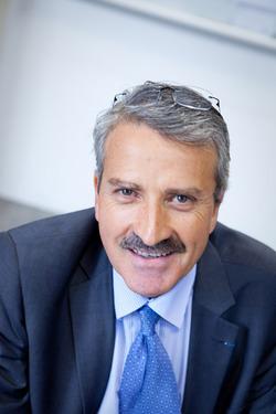 François Hurel, président de l'UAE (crédit photo : Richard Duart)