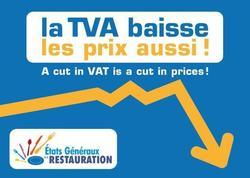 TVA dans la restauration : un sacré casse-tête