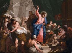 Chronique : Et Jésus chassa les marchands du Temple...