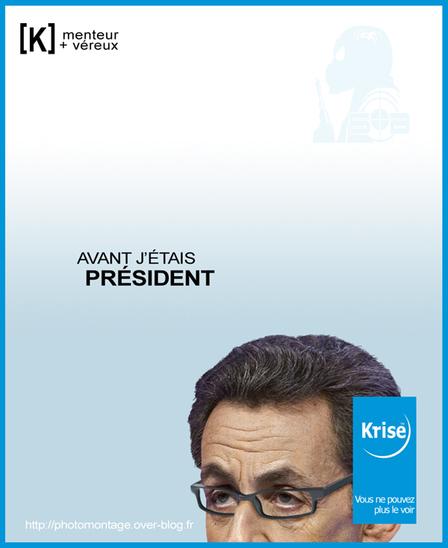 Présidentielles 2012 : voir les 10 candidats autrement
