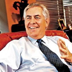 26,5 millions d'euros pour le dirigeant d'Exxon Mobil