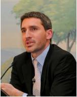 Romain Papy, directeur Général d'Air Partner France