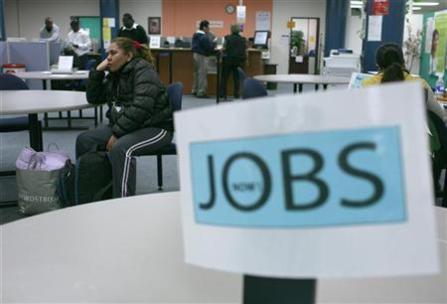 États-Unis : le problème de l'emploi demeure