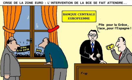 Pour le moment, la BCE demeure attentiste