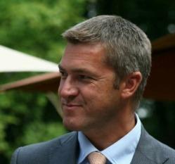 Marc Delhaie, p-dg d'Iron Moutain