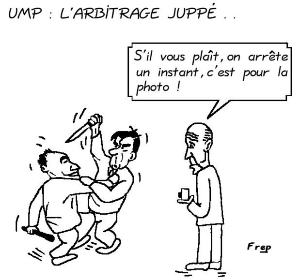 Juppé abandonne le baby-sitting