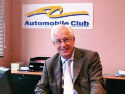 Didier Bollecker, président de l'Automobile Club Association (ACA)
