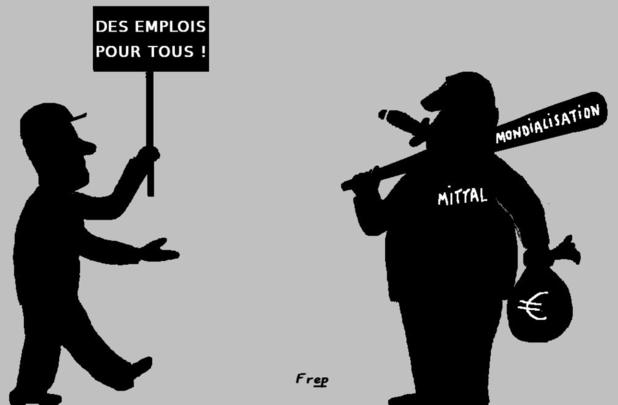 Un combat à armes inégales...