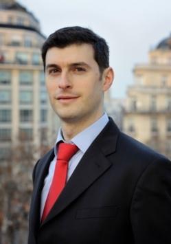 Fabrice Cousté, directeur général de CMC Markets France