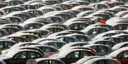 Automobile : chute des ventes de 7,8 en 2012