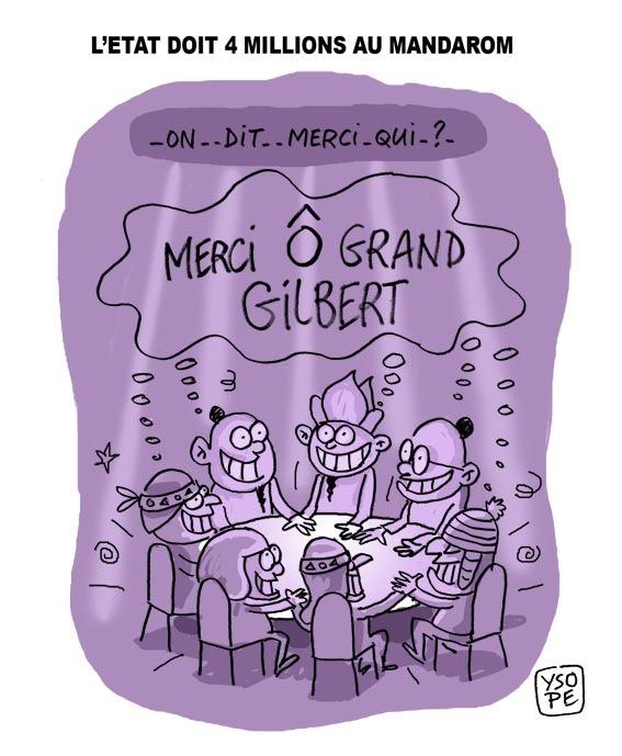 L'Europe condamne l'Etat français à verser 3,6 millions d'euros à une secte !