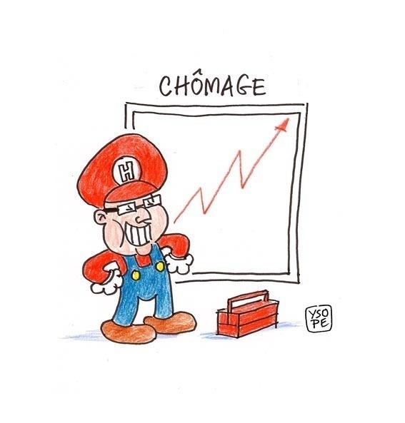 Le plombier de l'économie !