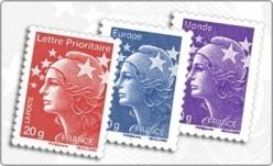 Le prix du timbre devrait augmenter de 24 % d'ici à 2018