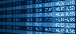 Calme plat sur les marchés boursiers