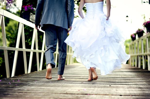 Crédit : mariage par Shutterstock