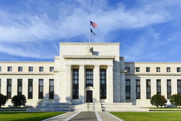 Crédit : Réserve fédérale des Etats-Unis par Shutterstock
