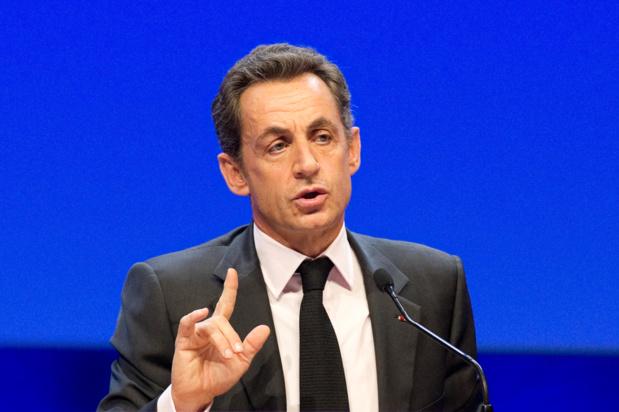 Crédit : Nicolas Sarkozy par Shutterstock