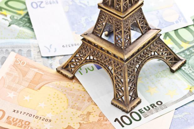 Crédit : dette française par Shutterstock